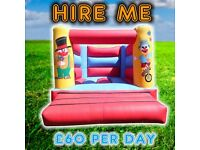 Midlands Inflatables Bouncy Castle Hire
