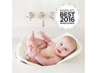 Puj Soft Foldable Baby Bath for Bathing in Sink