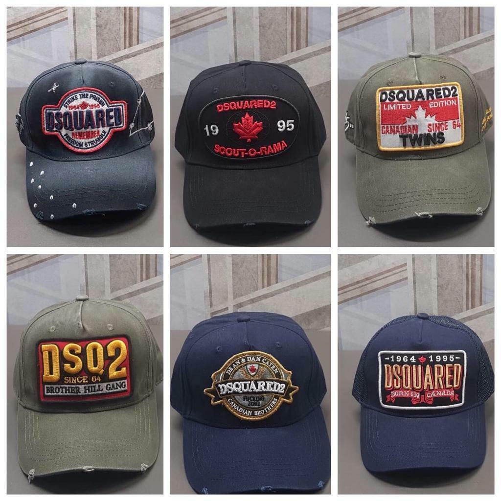 d38db1d97bb DSquared DS2 DSquared2 Kenzo Balenciaga Baseball Cap Hat
