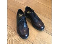 DR. MARTENS LIMITED EDITION MADE IN ENGLAND UK7 EU41 Mie Dannon Wingtip Brogue