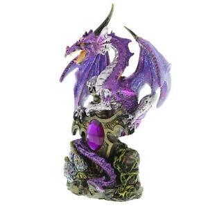 Purple Mystical Dragon Figurine New Boxed 61063