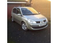 2007 Renault Grand Scenic 1.5 dci 6 speed 7 seater
