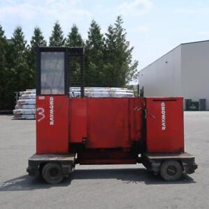 RAYMOND Sideloader Truck
