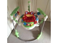 Fisher Price Rainforest Jumperoo £55