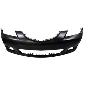 New Painted 2004 2005 2006 Mazda Mazda3 Sedan Front Bumper & FREE shipping