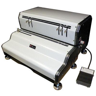 Akiles Coilmac Ecp Coilpro 2000 Ecp Coil Binding Machine