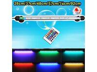 2X Marine LED light bar lamp submersible 92CM