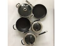 Pot, Pans and Saucepans for Gas Hob