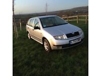 2003 Skoda fabia 1.9 tdi estate
