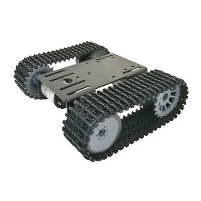Robot Car Tank Chassis Kit With Dc Motors For Arduino Diy Toy Robot Parts