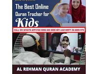 REHMAN Quran Academy with online classes