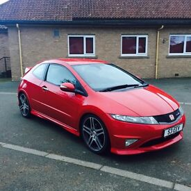 Honda Civic Type R GT 2007 200bhp
