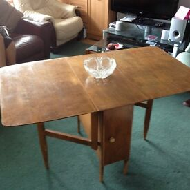 Occassional Drop leaf table