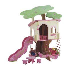 Rosebud Village - Dolls House
