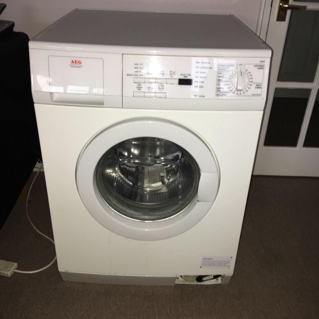 buy used washing machine