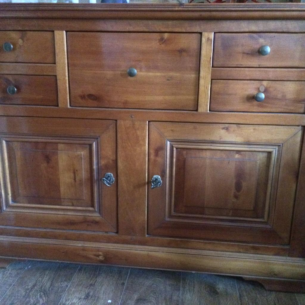 Beautiful multiyork furniture ,sideboard, wide tv cabinet and ...