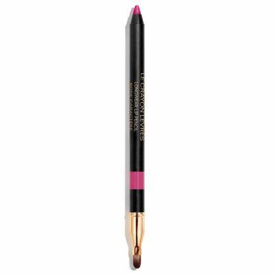 CHANEL LE CRAYON LEVRES 168 Rose Caractere - matita labbra / lip...