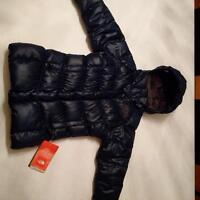 North Face girls jacket - NEW