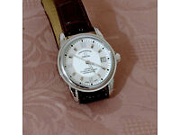 OMEGA AUTOMATIC MEN'S WATCH~BRAND NEW.