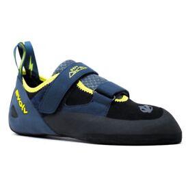 Evolve Defy Ladies climbing shoes UK size 6.5 BRAND NEW