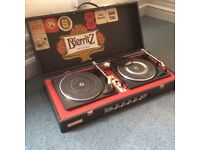 70's style retro record decks spare or repairs