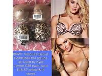 New Victoria's Secret Bombshell bra as used by Kylie Jenner