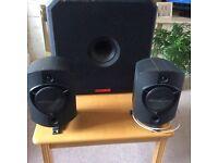 Solid Rock Speakers