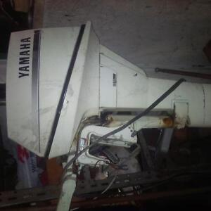 OUTBOARD MOTORS AND PARTS