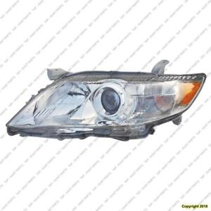 Head Lamp Driver Side Base-Le-Xle Usa Built Toyota Camry 2010-2011