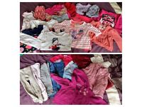 12-18 months girls bundle of clothes