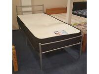 Sigma 3 ft metal bed frame