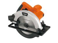 Circular Saw. Brand New Boxed & Unused. 1200 watt, 185 mm Blade