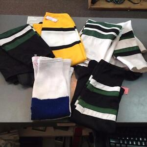 Various Hockey Socks, prices for each pair
