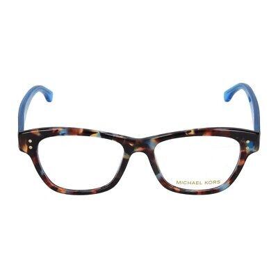 Michael Kors Brillengestell MK887 430 blue tortoise