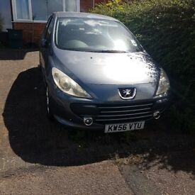 Peugeot 307 VERY LOW MILEAGE