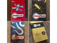 Charlie Higson - Young Bond Collectable Books (x5)