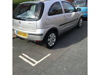 Vauxhall corsa 2004 very cheap £490ono