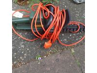 Black & Decker hedge cutter - needs repair