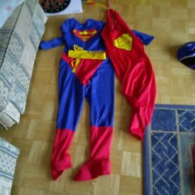 Superman outfit (childs)