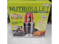 Used once perfect condition NutriBullet 600 Series Blender with all extras