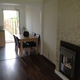 Semi detached 2 bedroom house fixed price for sale Whitburn quiet cul-de-sac