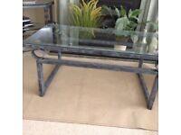 Stunning Wrought Iron Coffee Table. £25