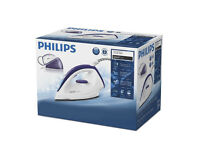 Philips GC6611 30 SpeedCare Steam Generator Iron - 120 g Steam Boost, 1.2 L, 240