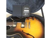 Gibson es335 custom mint condition