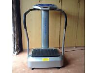 PowerVibe Vibration Plate Exercise Machine