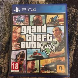 GTA V preowned great condition