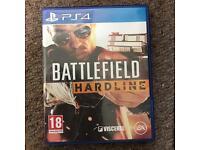 Battlefield Hardline PlayStation 4 game. Ps4
