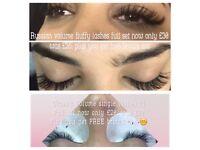Angel eye lash & brow beautician mobile service