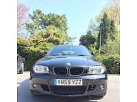 BMW 1 Series 118d M Sport - Black Hatchback