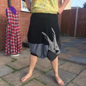 Black Aladdin shorts
